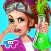 Science Girl - School Lab Super Star