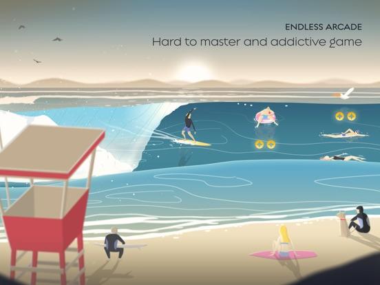 Go Surf – Бесконечная волна Screenshot