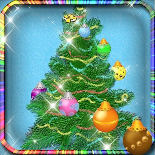 Christmas Tree Decoration Design iOS App