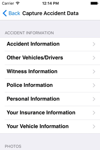 John Bales Attorneys Accident and Injury Toolkit screenshot 2
