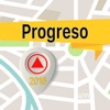 Progreso 離線地圖導航和指南