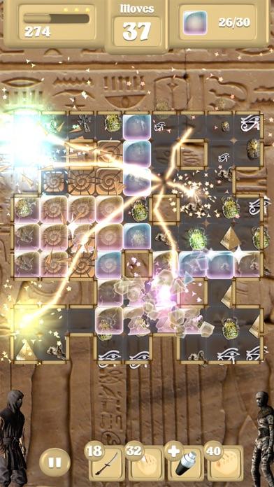 Assassin Vs Mummies Free Fall Unlocked Screenshot 4