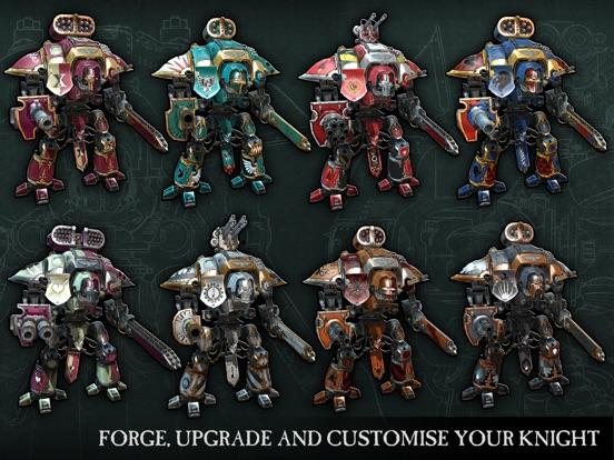 Screenshots of Warhammer 40,000: Freeblade for iPad