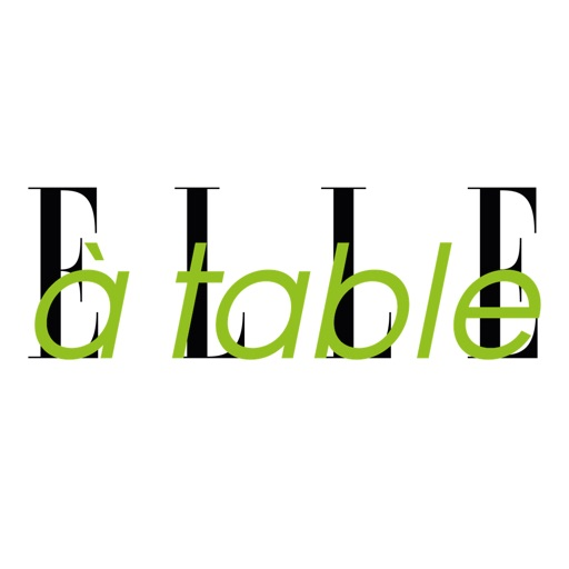 ELLE à table Mag iOS App