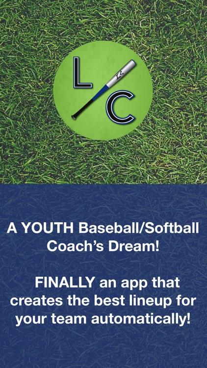 baseball lineup app