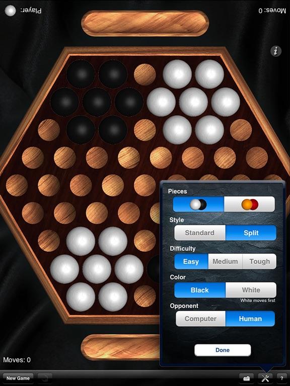 Abalinio iPad Edition Screenshots
