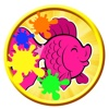 Guppie And Friend Coloring Page Game Free For Kids