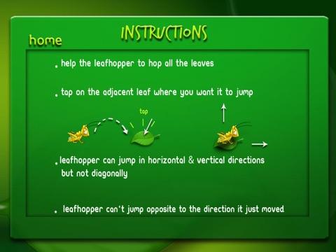 Leaf hopper HD screenshot 4