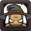 Monster Parkour - Fantasy wizard scream