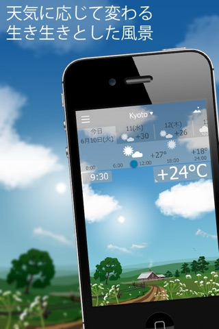 Precise Weather YoWindow screenshot 1
