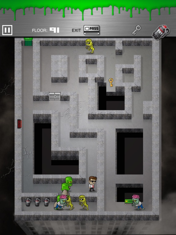 100 Floors Zombie Escape Tips Cheats Vidoes And