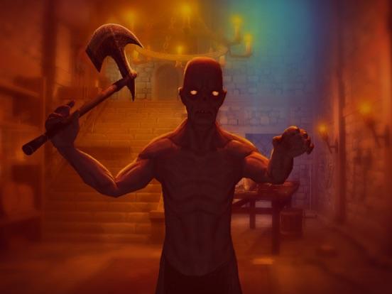 Игра Дом страха - Тюрьма