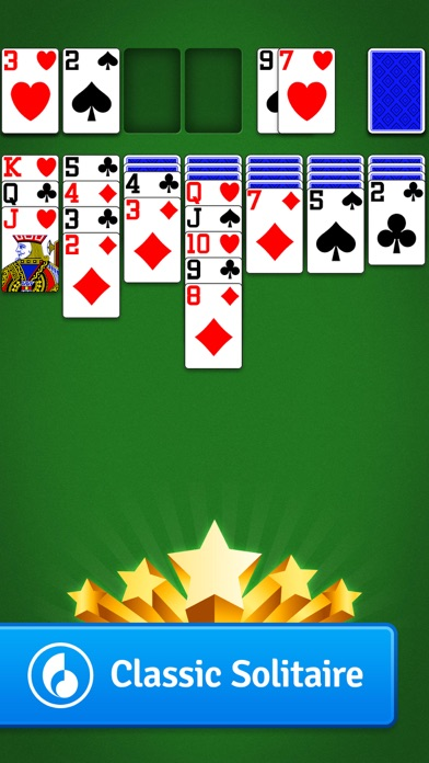 Solitaire by MobilityWare Screenshot