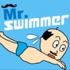 Mr.Swimmer - Super Mario-style swimming game