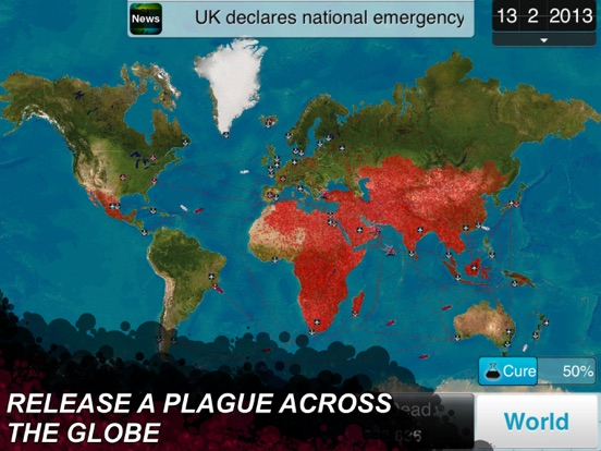 plague Inc. HD wallpapers for download
