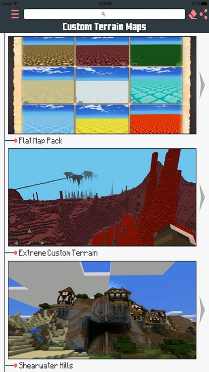 CTM MAPS for MINECRAFT PE ( Pocket Edition ) ! by Jun Lung