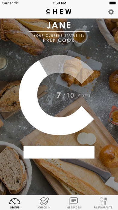 download Chew Dining Club apps 1