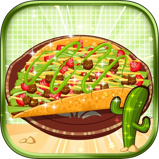 Real Mexican Taco - cooking game for free iOS App