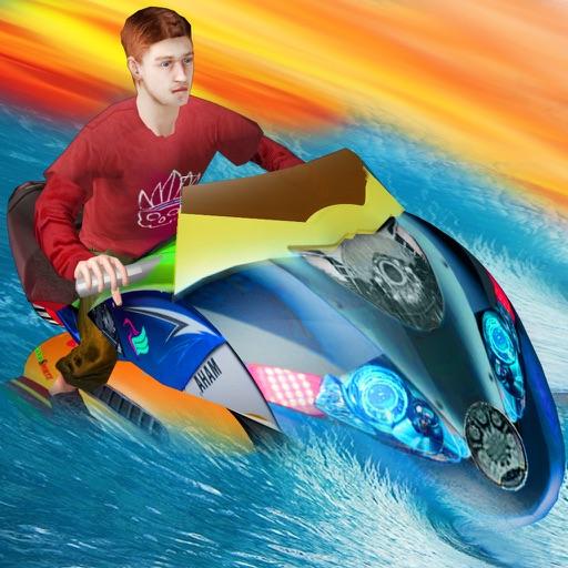 Super Jet Ski Water Sports - Flip Racing & Diving iOS App