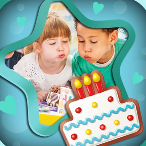 Happy Birthday Photo Frames - Gift Greeting Cards Maker - Pic ...