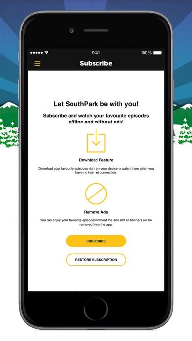 Download South Park App