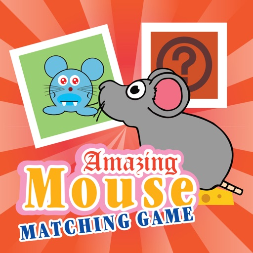 Mouse Mice Matching Key Puzzle for Kids iOS App