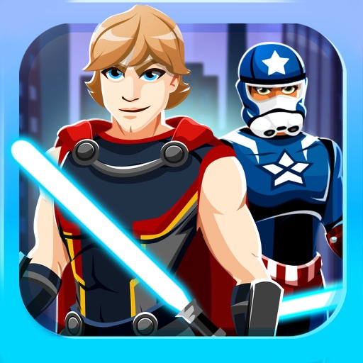 Super-Hero Star Alliance 2– Dress-Up Game for Free iOS App
