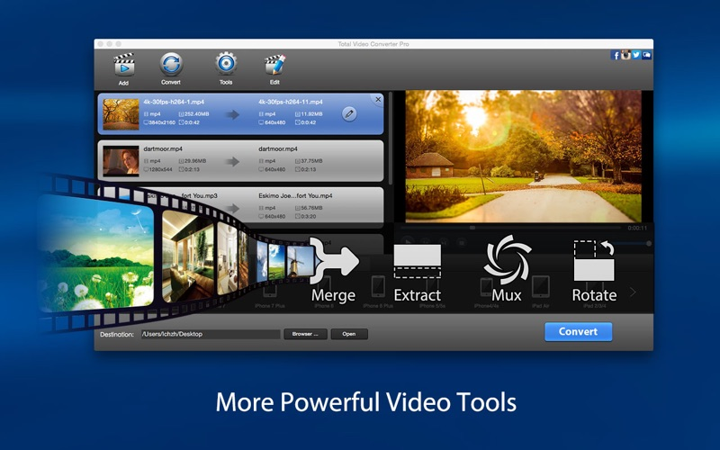 Screenshot #5 for Total Video Converter Pro
