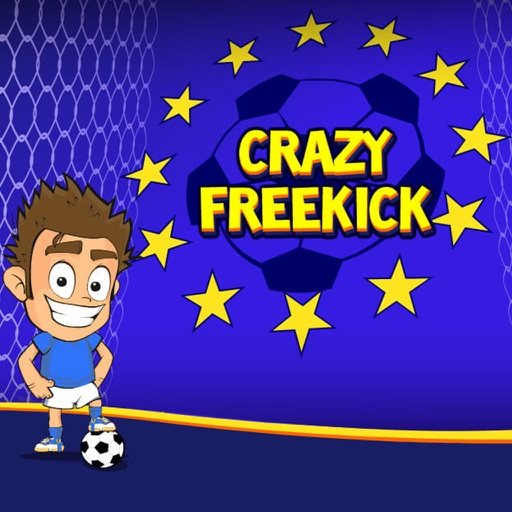 Crazy Freekick - Penalty Shoot iOS App