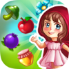 Forest Travel Fairy Tale: Match 3 Puzzle Game App