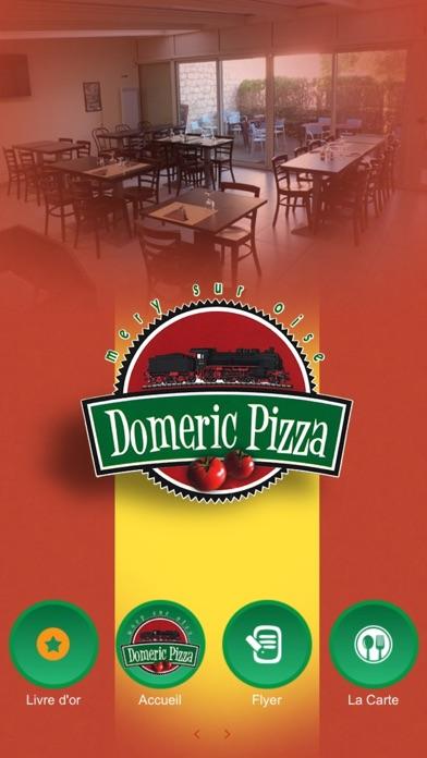 Domeric PizzaCapture d'écran de 1