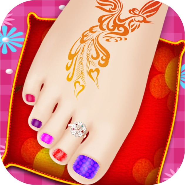 Nail Paint Leg Surgery And Tattoo Games On The App Store