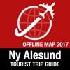 Ny Alesund 旅遊指南+離線地圖
