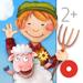 Mini ferme - Animaux, tracteurs et aventures!
