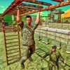 US Army Training War School 3D