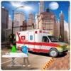 Ambulance Rescue Wagon Fast Service 3d - Pro