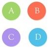 Jeu d'alphabets - Letters Game