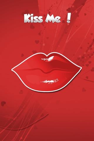 Kissing Test Booth : Kiss Test & love screenshot 2