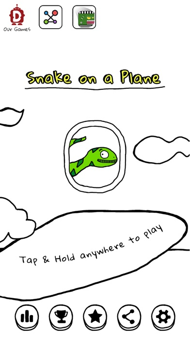 Snake on a Plane: Python Infiltrate Airplane Screenshot