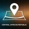 Central African Republic, Offline Auto GPS