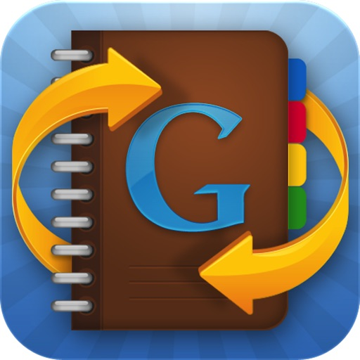 Contacts Sync for Google Gmail with Auto Sync App Ranking & Review