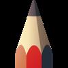 Autodesk SketchBook 앱 아이콘 이미지