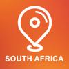 Sudafrika - Offline-Auto GPS