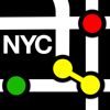Subway Map de Nueva York