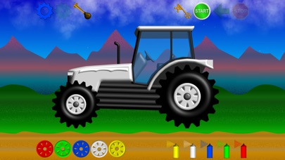 Happy Tractor by Horse Reader screenshot 1