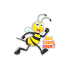 Funky Bee stickers by NestedApps Stickers Wiki