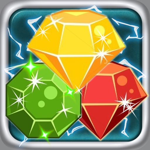 Jewels Quest 3 iOS App