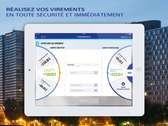 t u00e9l u00e9charger lcl mes comptes pour tablette pour ipad sur l u0026 39 app store  finance