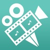 Video Maker - Create, trim, merge and add music