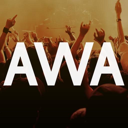 AWA - 無料でも聴ける音楽ストリーミングサービスのサムネイル画像